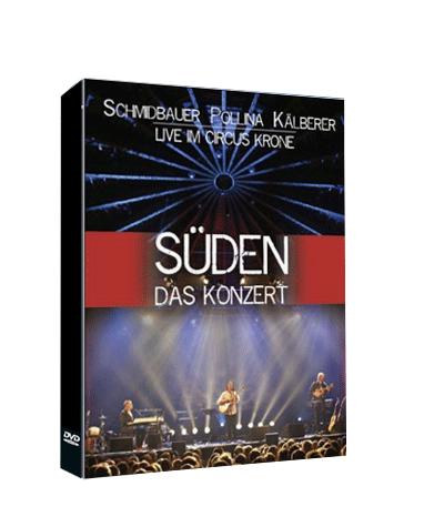 SÜDEN im Circus Krone - DVD